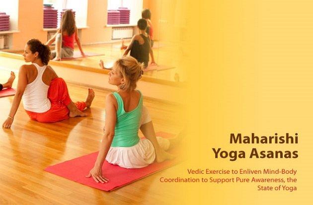 Maharishi-Yoga