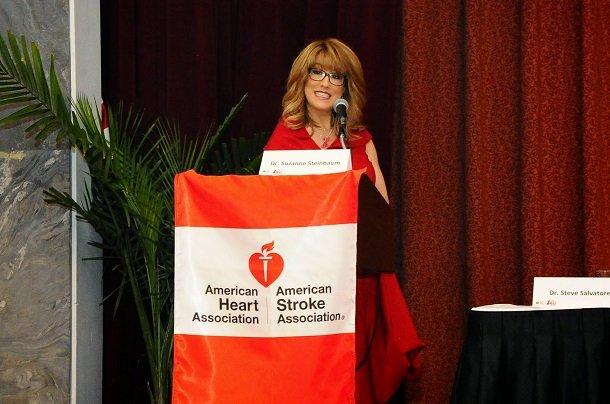 Dr. Suzanne Steinbaum kardiológus