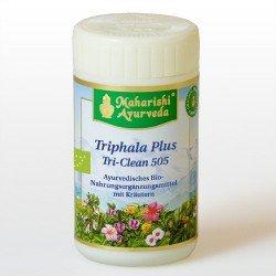 Triphala - gyümölcsöket tartalmazó ájurvédikus étrendkiegészítő tabletta