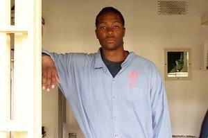 Ladarrius Tidmore, TM-gyakorló elítélt